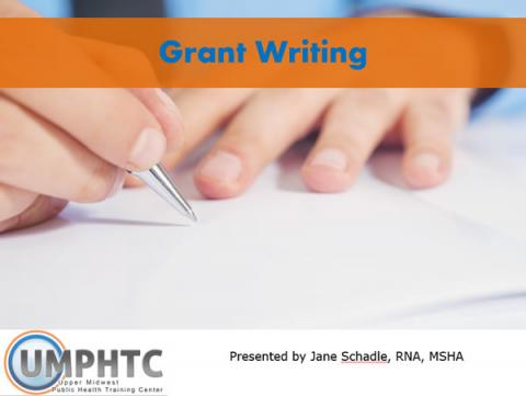 grant writing training All online courses are taught by an online instructor who holds a certified grant  writer® professional credential and has at least 10 years of experience as a.